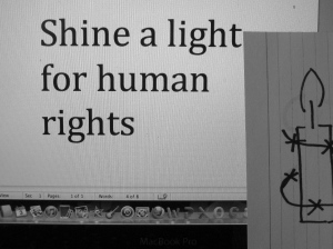 because governments don't own our human rights