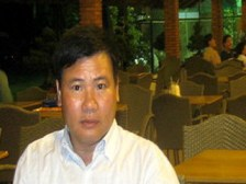 Blogger Truong Duy Nhat (souce: BBC)