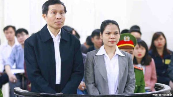 Anh Ba Sam at Trial