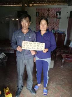 Phan Kim Khanh parents sign