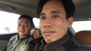 Hoang Duc Binh and Bach Hong Quyen