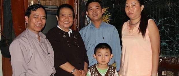 prigionieri politici vietnamiti