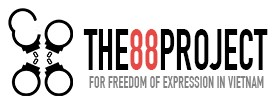 logo The 88 Project