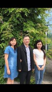 Ngueyn Van Dai, Le Thu Ha, Vu Minh Khanh