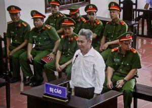 Dao Quang Thuc trial